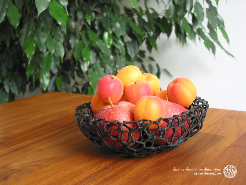 Bowl (19 cm) – Voronoi-Style #4