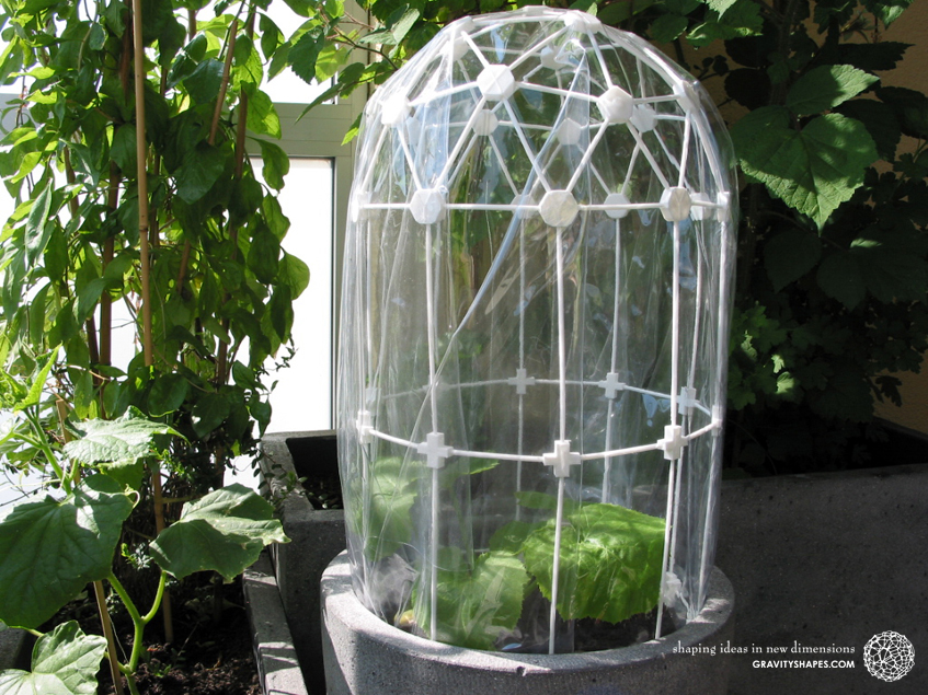 Greenhouse-Dome (clickable) / Treibhausdom
